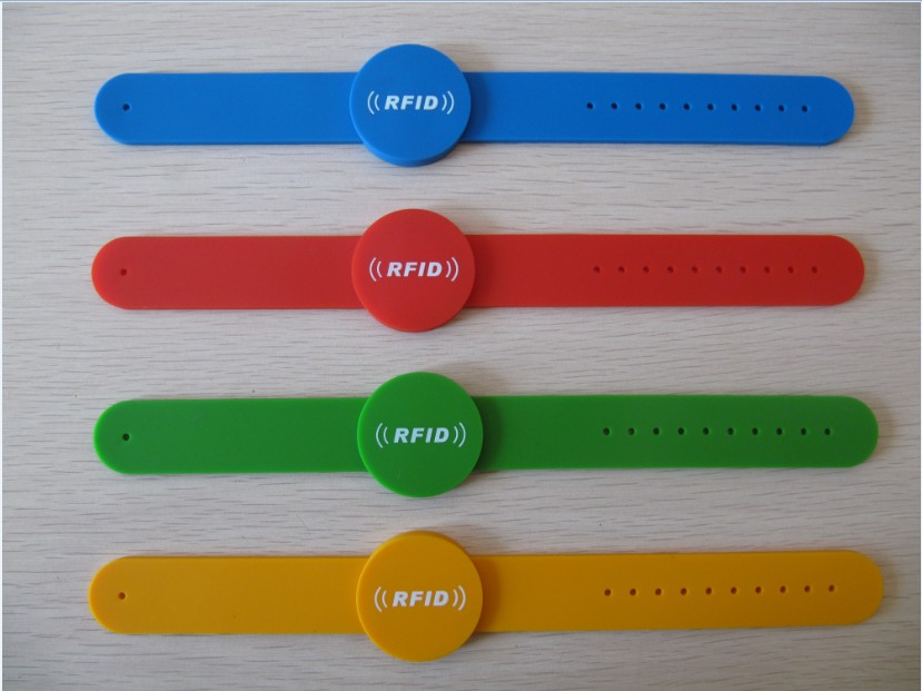 Anti-Tamper Wristbands